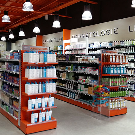 PHARMACIE LA CAPELLE LINEAIRE CENTRAL