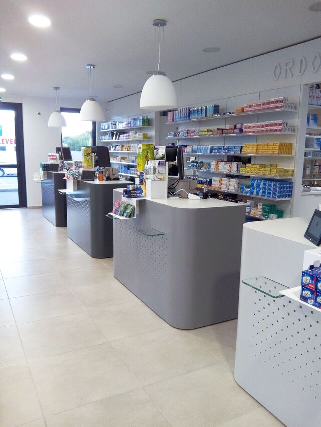 Pharmacie mammiferi tapon boursin agencement for Boursin agencement
