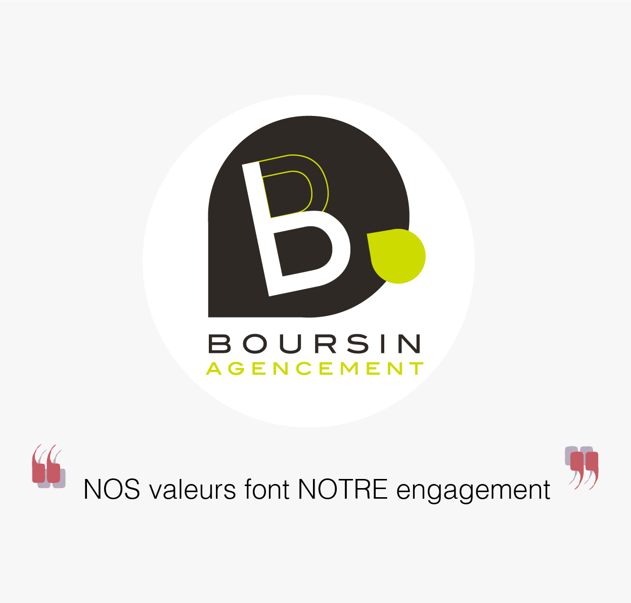 BOURSIN AGENCEMENT ENGAGEMENT