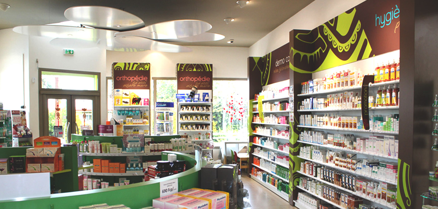 pharmacie faaone boursin agencement ForBoursin Agencement