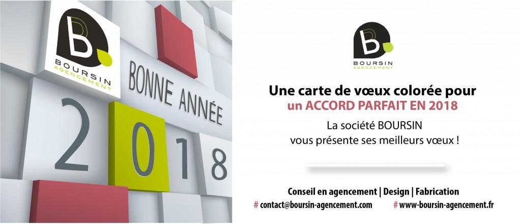 BOURSIN AGENCEMENT VOEUX 2018