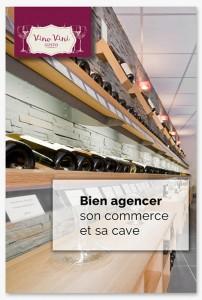 Vino Vini Gusto Article de presse Boursin création et réalisation de cave à vin