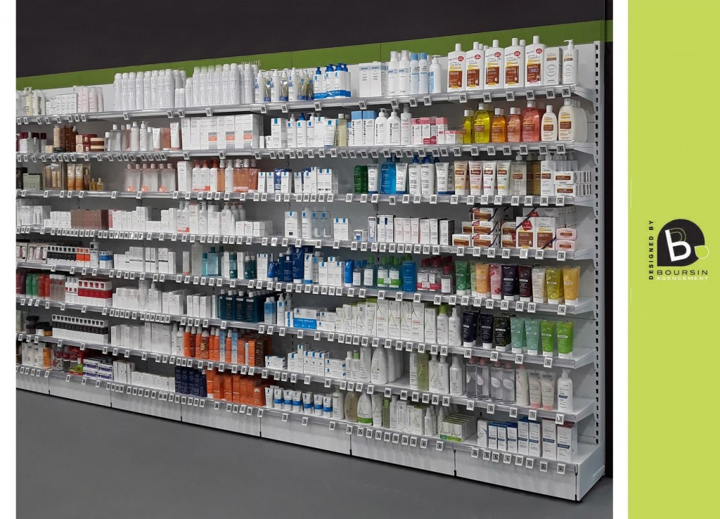 Boursin Agencement Pharmacie Mobilier Mural Gamme Access Mural Pharmacie les Trois rois
