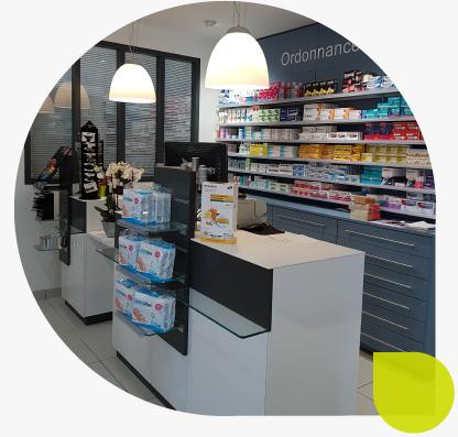 Montage Agencement Pharmacie Loire Atlantique Pornic Nantes