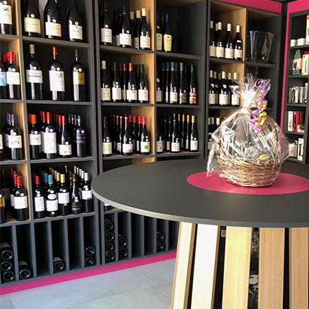 Agencement_Cave à vin_Alsace_Bas-Rhin_UNE