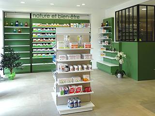 Transfert d'agencement_Pharmacie-TROUVAILLON_Normandie_Calvados_galerie-1