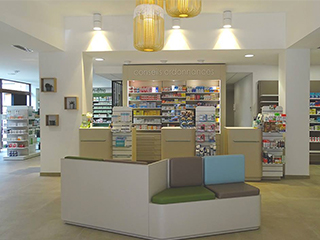 Transfert d'agencement_Pharmacie-TROUVAILLON_Normandie_Calvados_galerie-3