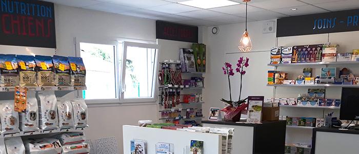 Agencement_Création_Clinique vétérinaire Marchand_Cuise la Motte_UNE