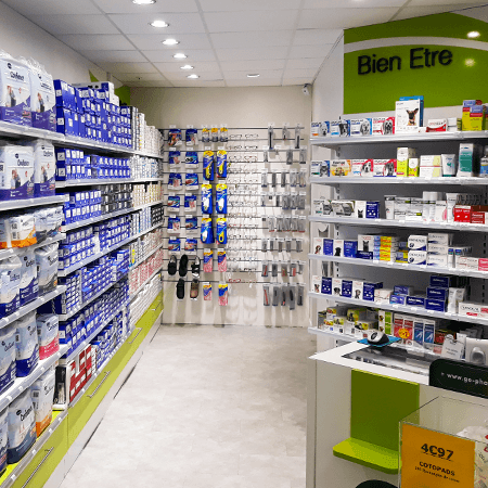 Agencement_Pharmacie-LGPP_Vienne_Poitiers_UNE