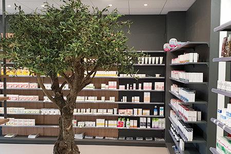 extension pharmacie belbeoch neau