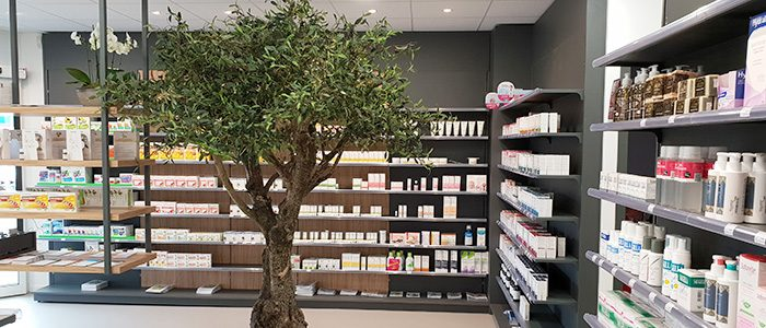 extension pharmacie belbeoch neau