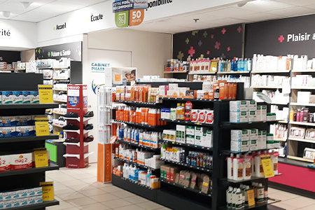 nouvel espace pharmacie armorique lannion
