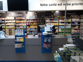 nouvel espace pharmacie comptoir