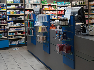 focus comptoir nouvel espace pharmacie