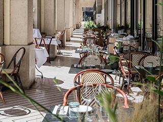 relooking restaurant mordu terrasse