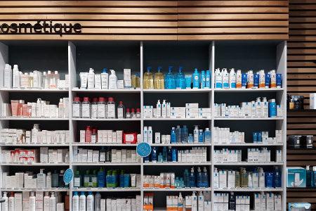 renovation pharmacie devanture notre dame poitiers