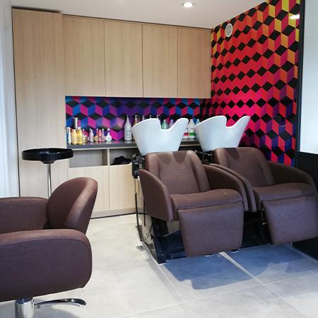 nouveau salon de coiffure une