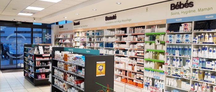 relooking pharmacie lineaires