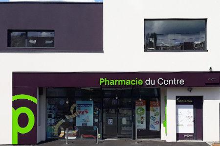 agencement devanture pharmacie