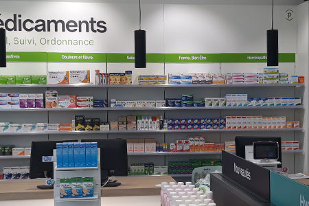 renovation pharmacie fouqueau