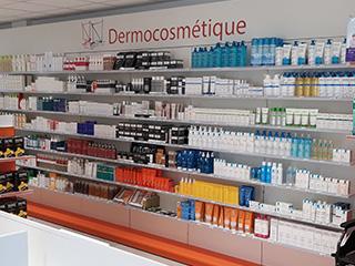 agencer lineaires pharmacie