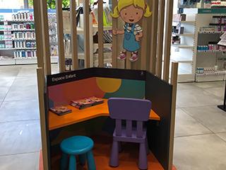 espace enfant nouvelle pharmacie