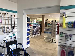 salle de materiels nouvelle pharmacie