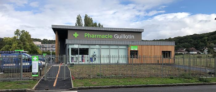 nouvelle pharmacie guillotin oise
