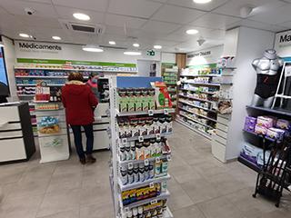 moderniser sa pharmacie vue d'ensemble
