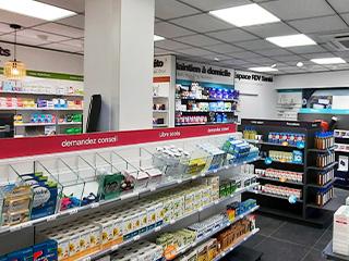 renover sa pharmacie signalétiques