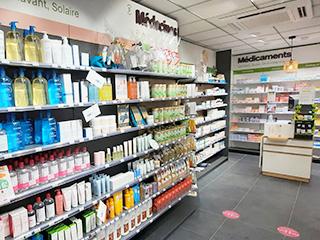 renover sa pharmacie couleurs signaletiques