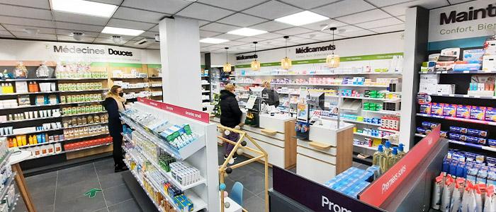 renover sa pharmacie global