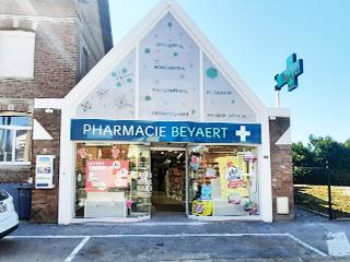 devanture agencement espace pharmacie
